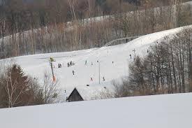 Ski areál Mladé Buky