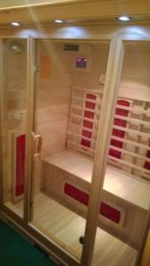 Odpočinek v naší sauně