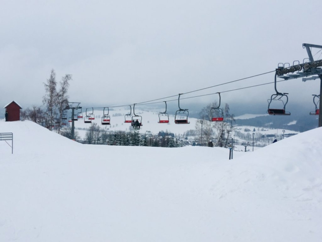 Ski-areál Mladé Buky